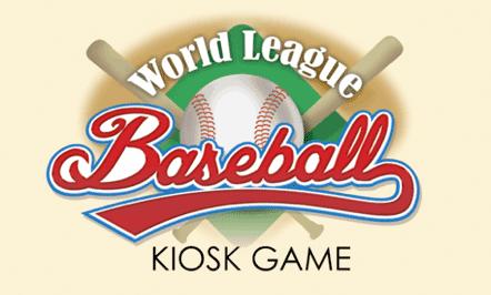 World League Baseball Kiosk Game