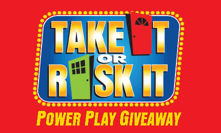 Take It Or Risk It Power Play Giveaway