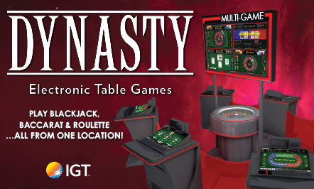 Dynasty Multi-Game Electronic