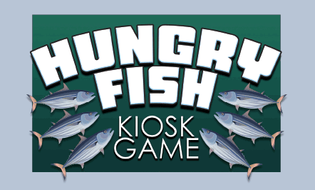 Hungry Fish Kiosk Game