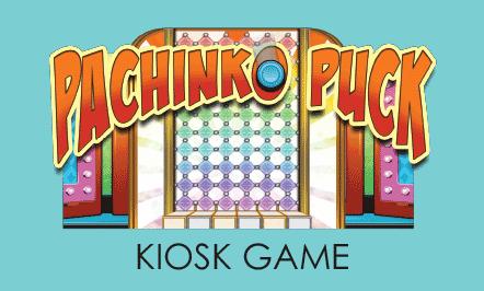 Pachinko Puck Kiosk Game